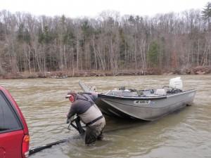 Jon Kestner, Manistee River Guide (kestnerflyfishing@yahoo.com)
